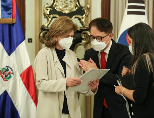 República de Corea hace donativo a RD para contrarrestar el COVID-19