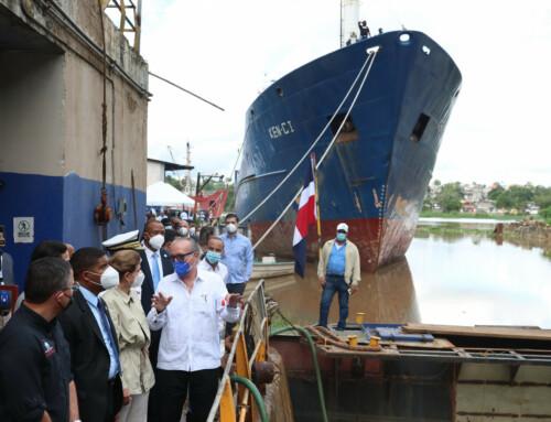 Vicepresidenta encabeza acto relanzamiento de El Dique en la ribera Ozama