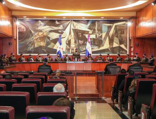 Raquel Peña envía mensaje por el día del Poder Judicial