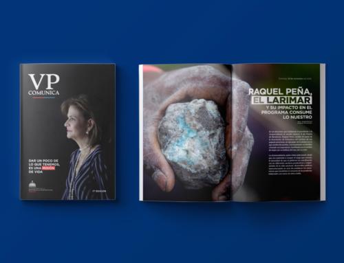Ponen en circulación revista digital VP-COMUNICA