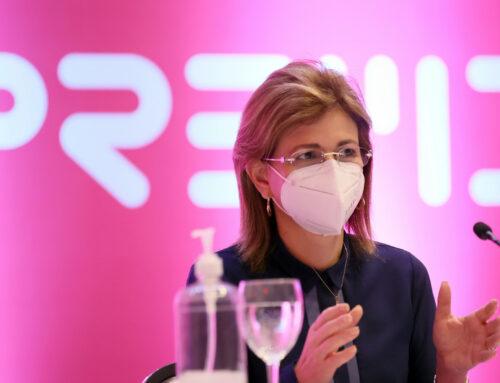 Vicepresidenta Raquel Peña asegura apoyo a jóvenes es prioridad del Gobierno