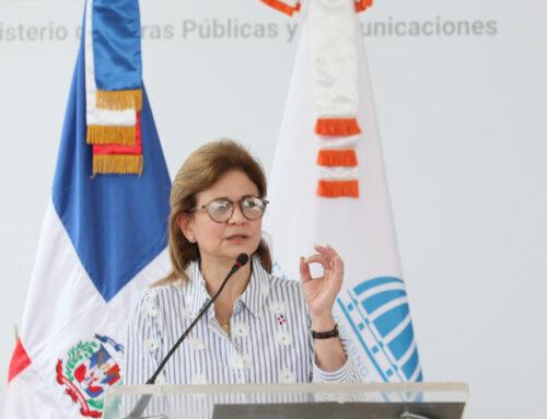 """""""El gobierno ha dirigido todos sus esfuerzos a combatir la pandemia"""" Raquel Peña"""