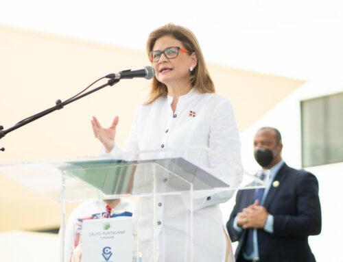 Vicepresidenta encabeza inauguración de Centro de Lucha Contra la Ceguera en Puntacana