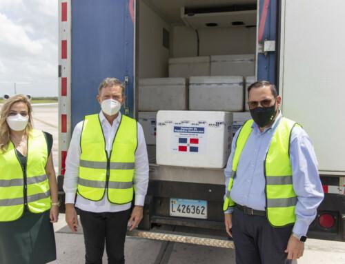 República Dominicana dona más de cuatrocientas mil vacunas contra la COVID-19 a Honduras y Guatemala