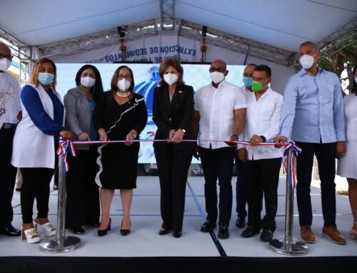 Raquel Peña asegura Gobierno mejora la calidad de vida de los residentes de Cienfuegos