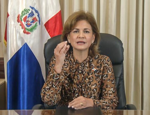 Raquel Peña pide mayor cooperación para los países en vía de desarrollo